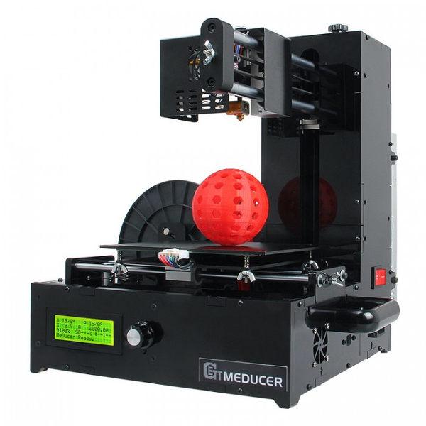 Me Ducer Geeetech - 3D printers