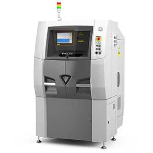 The 3D Systems ProX DMP 200 Dental ceramic 3D printer.