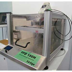 The 3d-figo FFD 150H is part of the ceramic 3D printers available on the market.