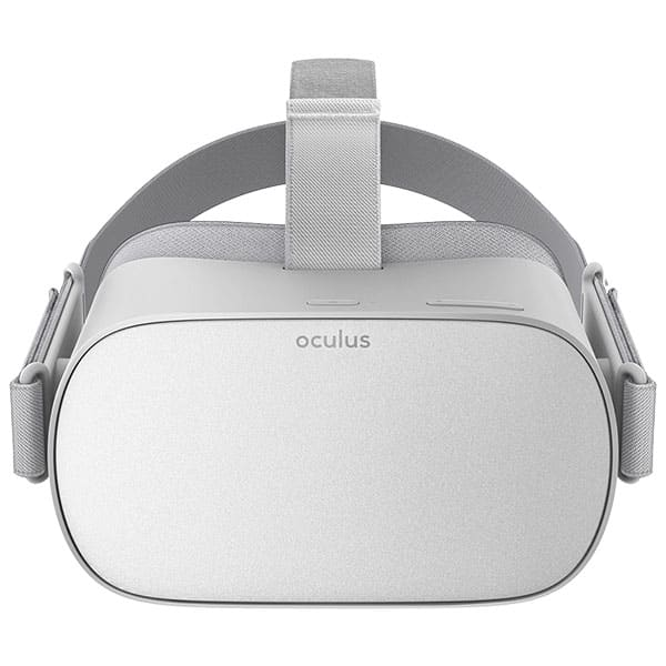 The Oculus Go is one of the best untethered virtual reality headsets.