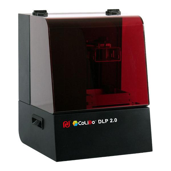 DLP 2.0 CoLiDo - 3D printers