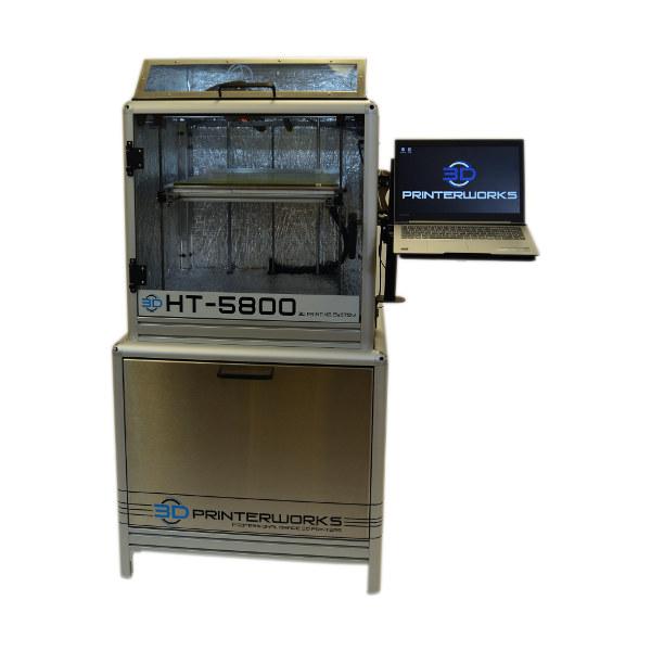 HT-5800 3DPrinterWorks - 3D printers
