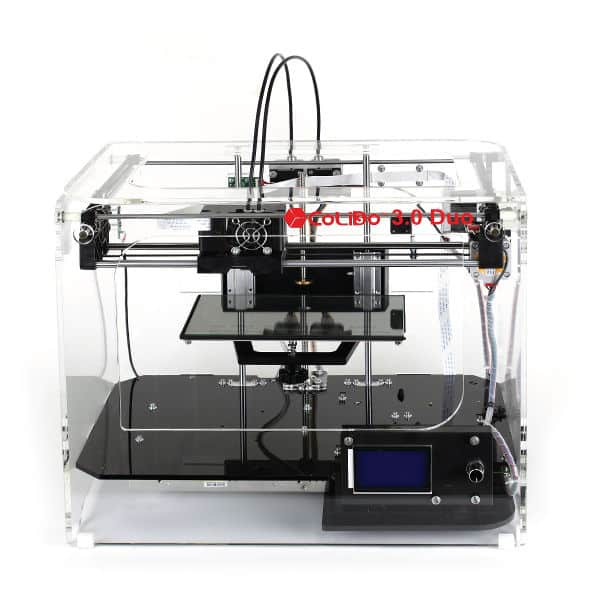3.0 Duo CoLiDo - 3D printers