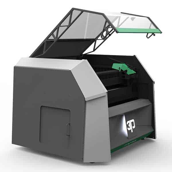 140L HAGE - 3D printers