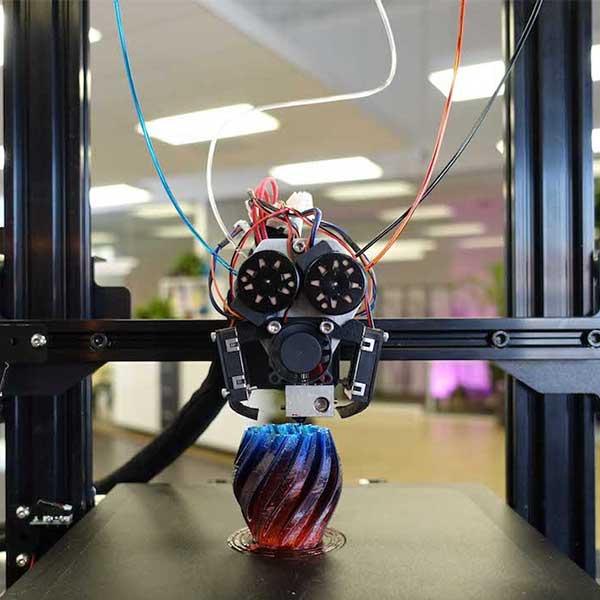 Crane Quad M3D - 3D printers