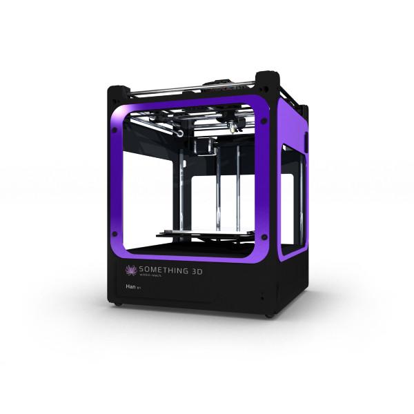 Han SOMETHING 3D - 3D printers
