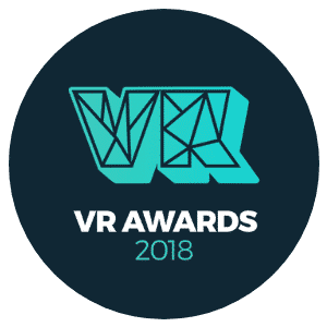 VR Awards by VR bound 2018