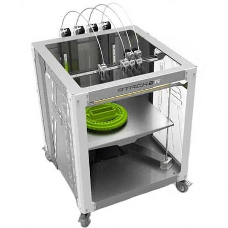 S4-XL Stacker - Large format
