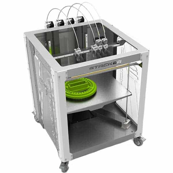 S4-XL Stacker - 3D printers