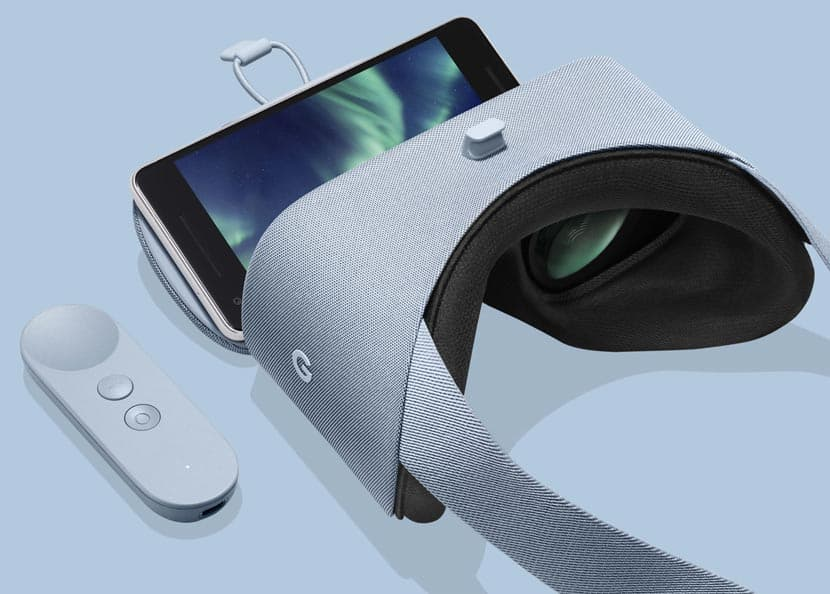 Google Daydream View 2