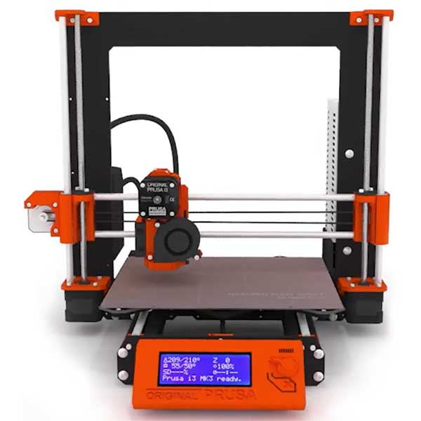 Best 3D printer Original Prusa i3 MK2
