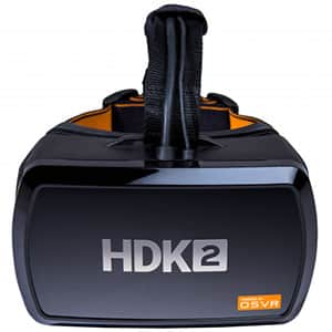 The Razer HDK2 (OSVR HDK2) is the best PC VR headset (open source VR headset).