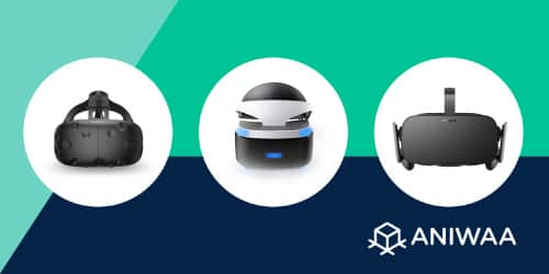 The 10 best tethered VR headsets of 2018