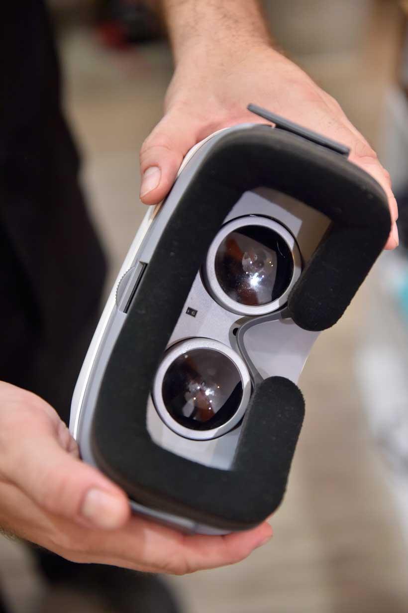 Casque VR autonome Pico Goblin