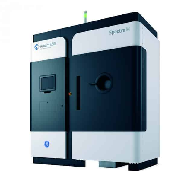 Spectra H Arcam - 3D printers