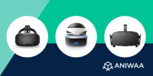 Les meilleurs casques VR pour PC