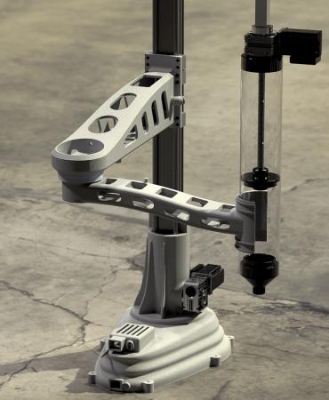 3D PotterBot Scara Standard 3DPOTTER - Ceramic, Clay