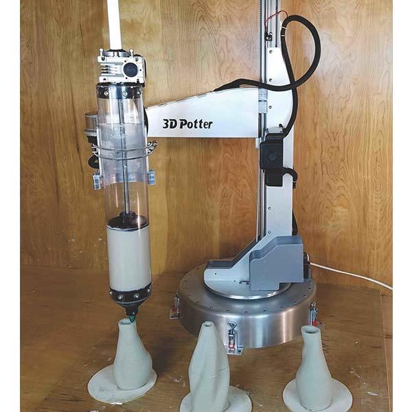 3D PotterBot Scara