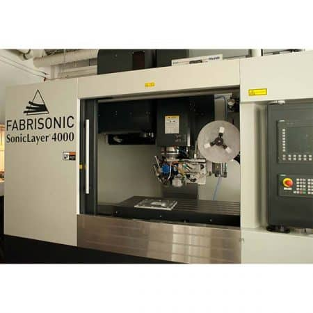 SonicLayer 4000 Fabrisonic - Hybrid manufacturing, Large format, Metal