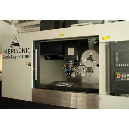 SonicLayer 4000 Fabrisonic - 3D printers