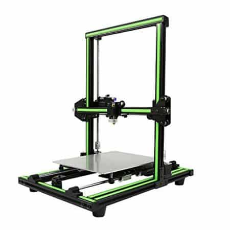 Q200 Large DIY (Kit) Alunar  - 3D printers