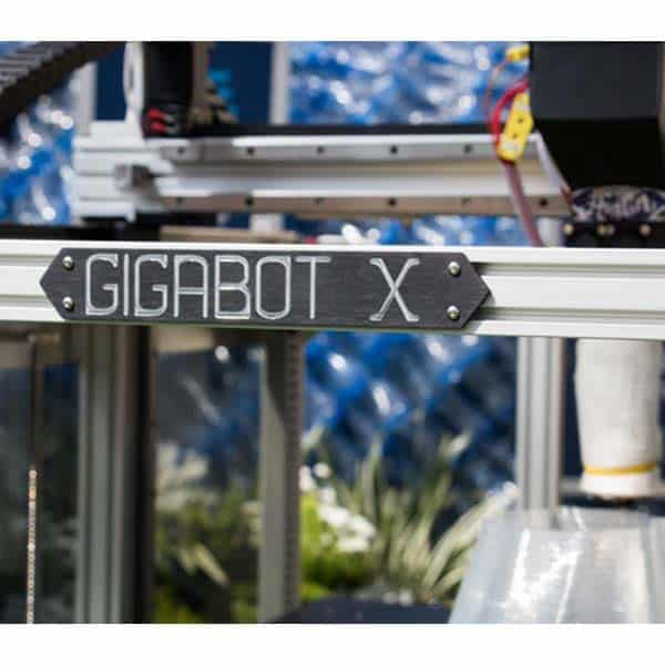 Gigabot X re3D - 3D printers