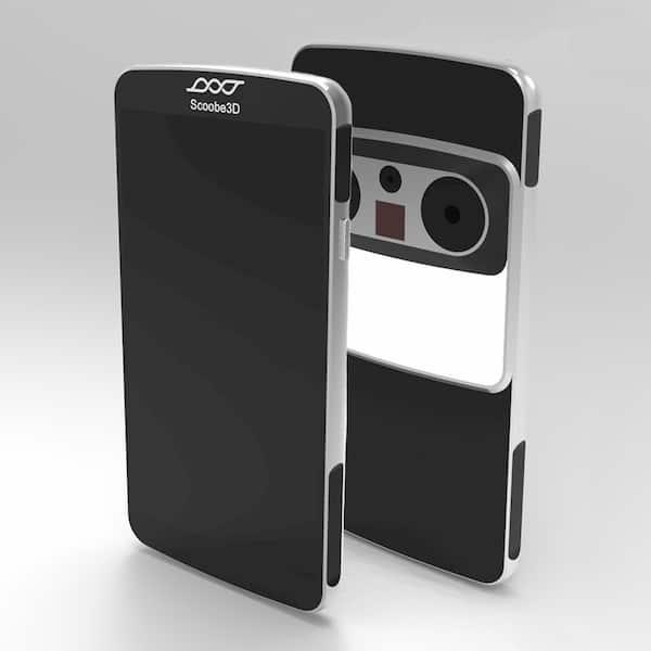 Scoobe3D Scoobe3D - 3D scanners