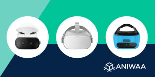 VR headsets and AR glasses - Product roundups, rankings and lists