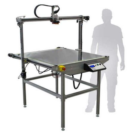 100 Series Work Table 3D Platform  - Large format