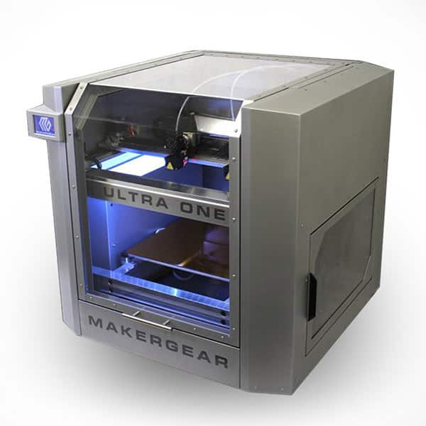 Ultra One  MakerGear  - 3D printers