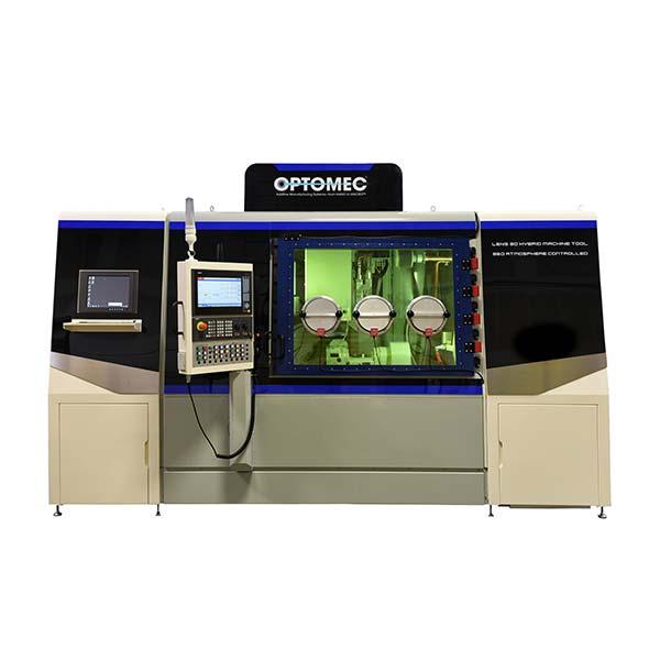 LENS 860 Machine Tool Systems Optomec - 3D printers