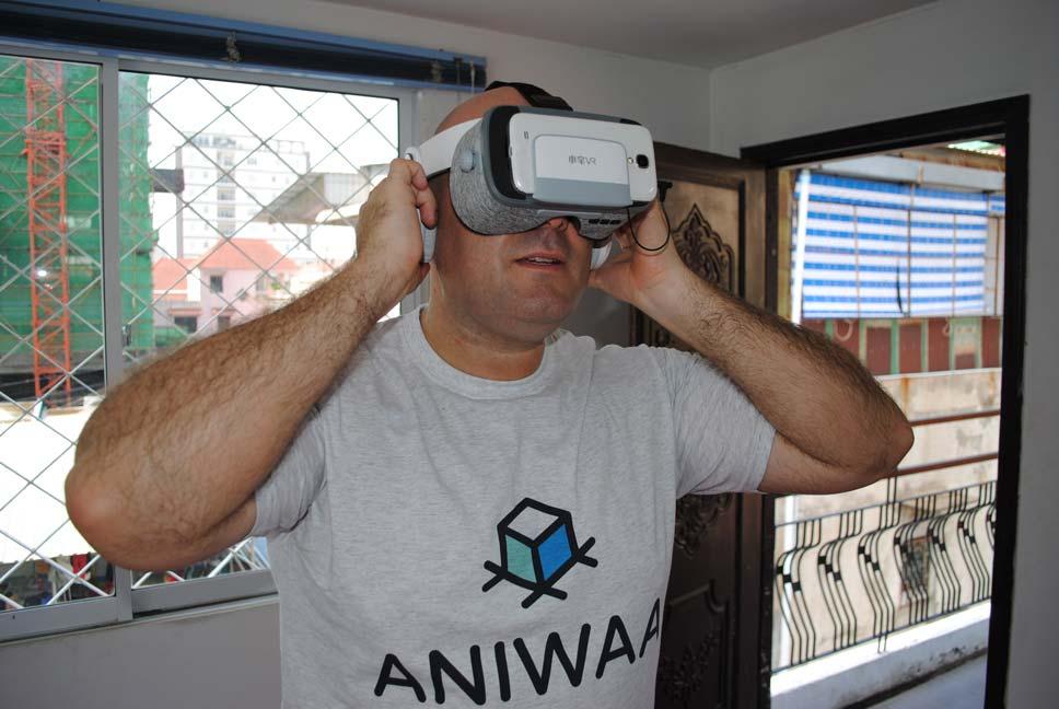 Xiaozhai BOBOVR Z5 smartphone VR review experience