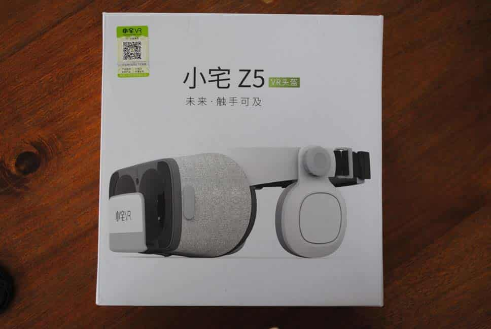 Aniwaa Xiaozhai BOBOVR Z5 review mobile VR headset