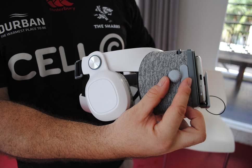 Xiaozhai BOBOVR Z5 smartphone VR review