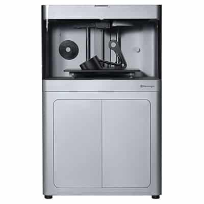 The MarkForged Metal X is an affordable metal 3D printer.