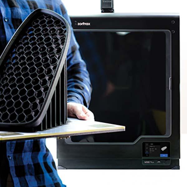 M300 Plus Zortrax - 3D printers