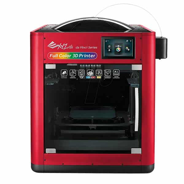 The XYZPrinting Da Vinci Color is one of the best desktop full-color 3D printers.