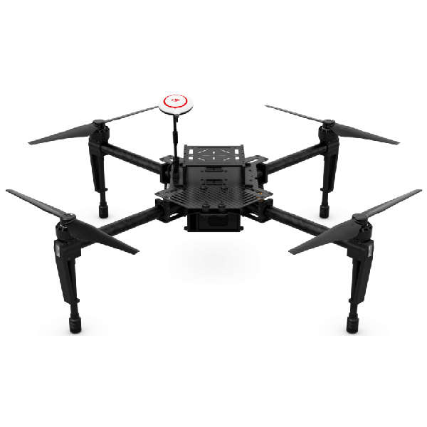 The DJI Matrice 100 drone (front)