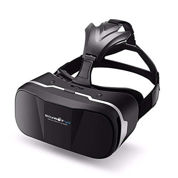 BlitzWolf BW-VR3 best mobile VR HMD