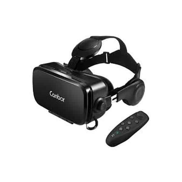 Canbor VR1002 best mobile virtual reality headset