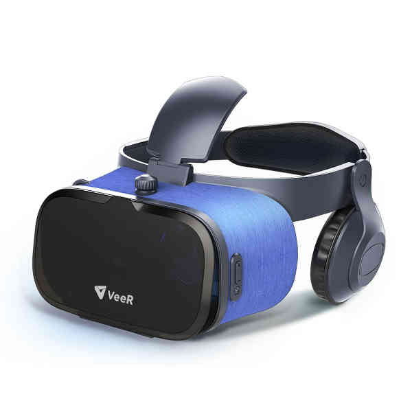 VeeR OASIS VR Headset Best mobile VR HMD
