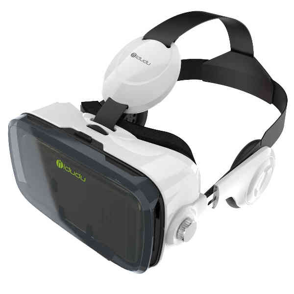 iDudu VR best mobile virtual reality HMD