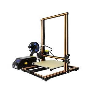 The Creality CR-10S is a compact desktop 3D printer among the best under $1,000.