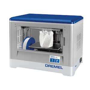 The Dremel Digilab 3D20 is a fully enclosed 3D printer, one of the best 3D printers under $1000.