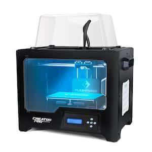 The Flashforge Creator Pro is a top 3D printer under $1,000.