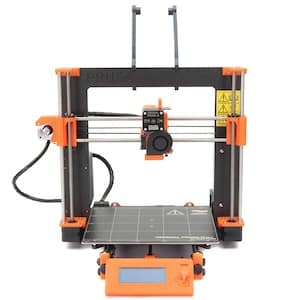 The Original Prusa i3 MK2S, the best 3D printer under $1,000.