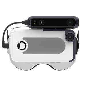 Occipital Bridge best mixed reality headset