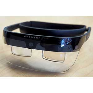 Avegant Lightfield Best MR HMD