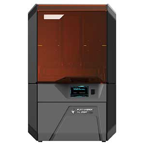 The FlashForge Hunter DLP is one of the best stereolithography 3D printers with DLP technology.