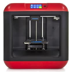 The FlashForge Finder, in the list of the best 3D printers under $300.